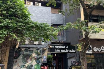 Cho thuê nhà mặt phố Bùi Thị Xuân -140m2- Mặt tiền 7m-4 tầng