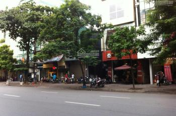 Cho thuê mặt bằng kinh doanh MT Nguyễn Huệ, P. Bến Nghé, Q1. DT: 5x20m trệt + 1 lầu