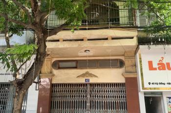 Bán nhà mặt phố 42 Kỳ Đồng, DTSD 378m2, bìa hồng chính chủ. LH: 0901.503128