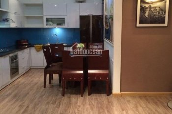 Cho thuê căn hộ KĐT mới Dịch Vọng tòa N09B2, diện tích 140m2, 3PN, 2WC. LH: 0964268694
