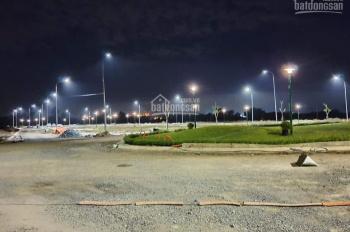 Thanh toán 30% sở hữu đất nền trung tâm Nhơn Trạch, mặt tiền đường 28m, thổ cư, sổ đỏ, 0901336204