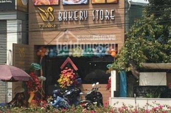 Cho thuê mặt bằng nhà kinh doanh mặt tiền Quốc Lộ 13 ngay nhà hàng Lộc Phát