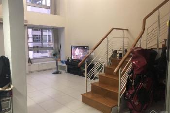 Chính chủ cho thuê căn hộ Sky Garden 1, Phú Mỹ Hưng, căn thông tầng 142m2 4 phòng ngủ, 4WC, PK, bếp