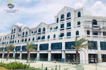 Shophouse Sao Biển - Mặt đường 40m - Giá chênh hợp lý - Ký hợp đồng trực tiếp với CĐT  - Chính chủ