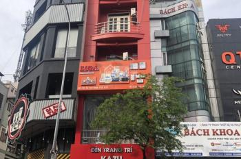 Bán nhà mặt tiền đường Nguyễn Tri Phương quận 10, diện tích 4.6x20m, nhà 4 lầu, giá chỉ 40 tỷ.