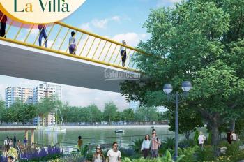 Bán nhà mặt phố Lavilla Green City - Tân An - Long An