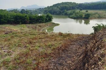 Cần chuyển nhượng lô đất 6400m2 đất làm nhà vườn khu nghỉ dưỡng views mặt hồ tại Cư Yên, LS, HB