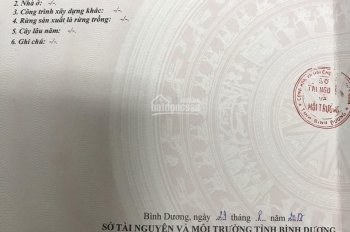 Bán đất mặt tiền Lê Hồng Phong, Phú Lợi, 527m2, 160 m2 TC. Giá 40 tr/m2