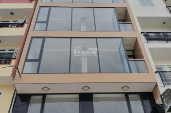 Cho thuê nhà 6 lầu suốt mới xây mặt tiền đường Xô Viết Nghệ Tĩnh, P. 17, Q. Bình Thạnh