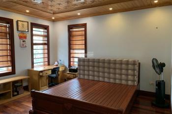 Cho thuê nhà riêng ngõ 100 Trần Duy Hưng. DT 60m2 x 5T, MT 5m, nhà Full đồ, giá 22tr/th, 0941882456