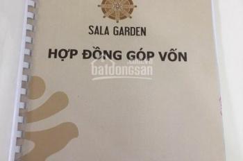 Chính chủ cần bán 23 suất mộ đơn M3 - 05 - 19 dự án Sala Garden Long Thành - Đồng Nai lh 0356665838