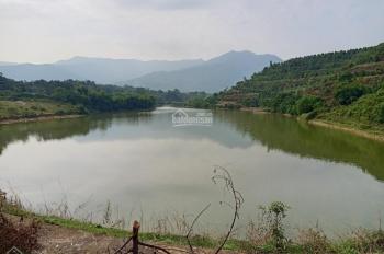 Bán lô đất 6400m2 đất làm khu nghỉ dưỡng cuối tuần, homestay, views hồ tại Cư Yên, Lương Sơn, HB