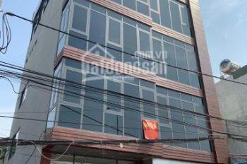 Bán nhà mặt phố 161 An Dương Vương, Phú Thượng, Tây Hồ, 102m2, mặt tiền 8m, 5 tầng, 16,5 tỷ