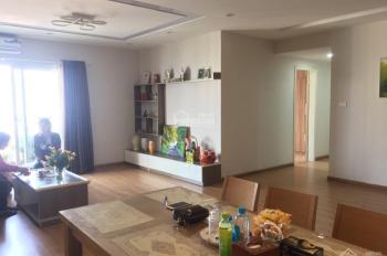 BQL chung cư M5 - Nguyễn Chí Thanh cho thuê căn hộ 149m2, 3PN, đủ đồ, tầng cao, chỉ 15 triệu/th