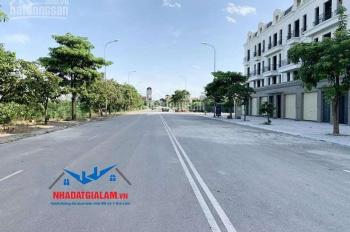 View hồ điều hòa, đường 30m, hướng ĐN, vị trí cực kỳ đẹp shophouse 90m2 Thuận An, Trâu Quỳ