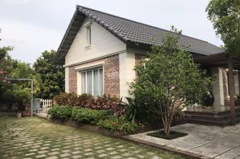 Chuyển nhượng khuôn viên biệt thự nhà vườn tại xã Phú Cát, huyện Quốc Oai, Hà Nội