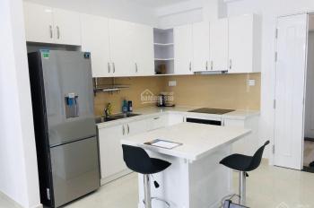 Cho thuê căn hộ Bình Chánh căn góc 3 phòng ngủ full nội thất giá 22 tr/th, miễn phí phí quản lý