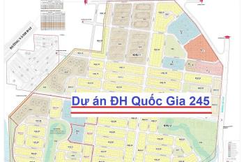 Bán đất nền thuộc dự án ĐH Quốc Gia 245, phường Phú Hữu, Quận 9