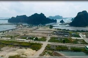 Đất nền KĐT đường bao biển ngắm Vịnh Bái Tử Long, Cẩm Phả chỉ từ 1,3 tỷ/lô