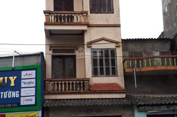 Cho thuê lâu dài nhà 3 tầng gần chợ Đò Quan TP Nam Định