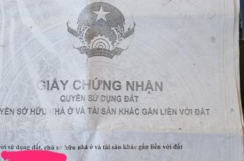 Chính chủ cần bán lô đất đẹp diện tích 9x18m thổ cư 100% xây dựng tự do phường Tăng Nhơn Phú B Q9