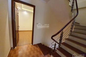 Bán nhà Vĩnh Phúc, Ba Đình, mới cứng 55m2, 5 tầng, ngõ thông, rộng. LH: 0943103193