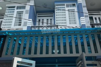 Nhà Tô Ngọc Vân, Nguyễn Văn Dung vào 500m, kế bên Gò Vấp, thuận tiện đi lại