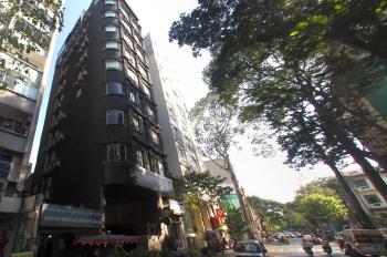 Bán khách sạn 3 MT đường Nguyễn Thái Bình, P. NTB, Q1, DT 8m x 20m, hầm, 7 lầu, 45 phòng, 240 tỷ