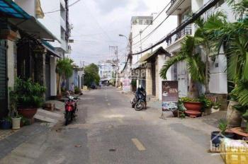 Bán đất hẻm xe hơi 496/ Dương Quảng Hàm, P6, GV, DT: 4,2x14m, DTCN: 58,4m2 giá: 4,7 tỷ TL