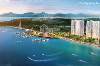 Cần bán căn hộ view trực diện biển giá tốt dự án Sapphire Hạ Long, LH: 0963621750