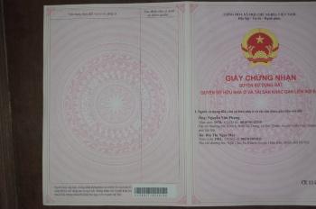 Chính chủ cần bán mảnh đất 60m2 ở thôn Đại Tảo, xã Đại Thành, Quốc Oai, Hà Nội