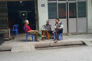 CC bán lô đất KĐT Mỗ Lao, Hà Đông Hà Nội, DT 74.7m2, MT 6.5m, TB, ô tô vào nhà, liên hệ 0982889416
