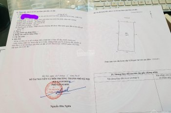 Chính chủ bán lô đất đường Trần Thái Tông - Cầu Giấy - HN. 0971 797 288
