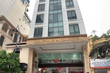 Cho thuê nhà mặt phố Huế 140m2- Mặt tiền 6m-7 tầng
