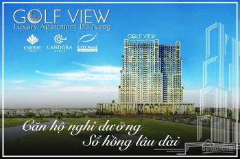 Căn hộ cao cấp Golf View sở hữu vĩnh viễn - 39 tr/m2 - Chiết khấu lên đến 10% LH: 0915555391