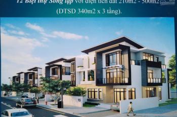 Gấp bán gấp căn biệt thự góc 455m2, hoa hậu nhất huyện Gia Lâm, hơn 19 tỷ, 0325604333