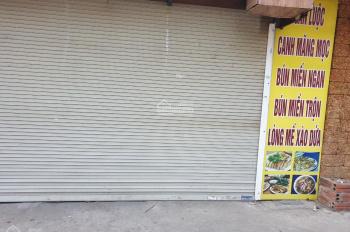 Cho thuê mặt bằng kinh doanh 120m hàng ăn thực phẩm, sửa xe khu Thành Công