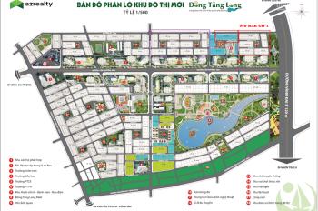 Mở bán khu nhà phố, biệt thự Đông Tăng Long - An Lộc Quận 9, GĐ1, 8x20m, giá 7,1 tỷ/căn