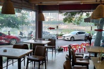 Cho thuê nhà siêu đẹp mặt phố Đào Duy Từ DT 45m2x5 tầng, MT 5.5m, 70tr/th, LH: Mr Sơn 0968392334