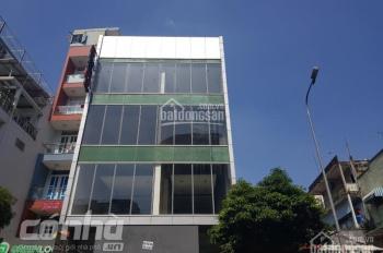 Tòa nhà văn phòng mặt tiền đường Điện Biên Phủ, quận 10. 8,8x24m, nở hậu 14m, 5 tầng, 180 tr/th