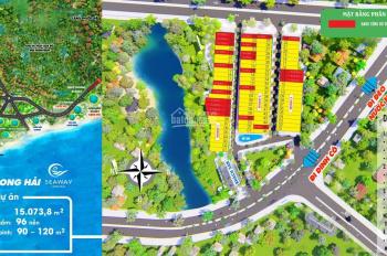 Mặt hướng biển, lưng tựa núi dự án có 1 không hai tại Biển Long Hải giá từ 15 triệu