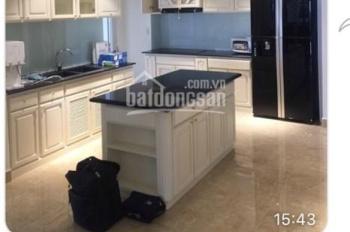 Bán gấp căn hộ 3PN Riverside Residence PMH, DT 146m2 full NT, HĐ thuê 39tr, bán 6.8 tỷ-0909 86 5538