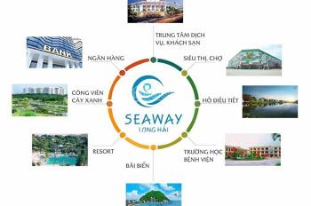 Đất nền Ven Biển Long Hải 5x20m, thích hợp xây nhà nghỉ khách sạn giá 15 triệu/m2