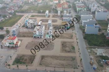 Bán đất Cựu Viên, Kiến An, 2 mặt tiền, vị trí siêu đẹp, phù hợp đầu tư kinh doanh. LH 0983.286.299
