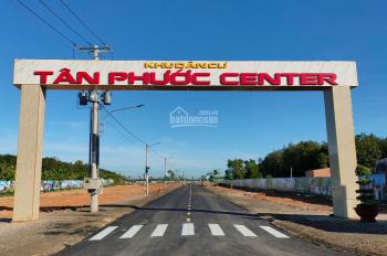 Tân Phước Center - dự án đất nền sổ đỏ, trả trước 320 triệu, thanh toán 1%/tháng. Tặng 3 chỉ vàng