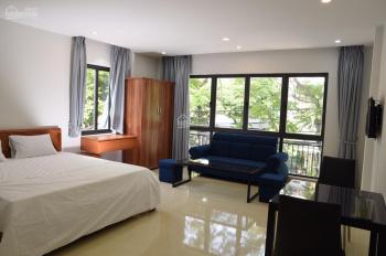 Bán nhà 5 tầng 2MT Huỳnh Ngọc Huệ có 12 phòng căn hộ cao cấp đang kinh doanh