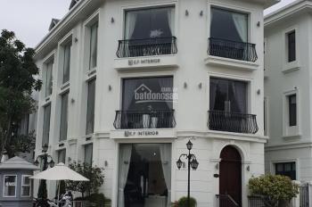Tổng hợp cho thuê nhà mặt phố Shophouse Vin Mễ Trì Greenbay, DT 100m2 x 3T, 1 hầm