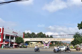 Đất nền TTHC huyện Đồng Phú, Đồng Xoài chính chủ bán SHR có sẵn giá TT 290tr, 6x30m đường Trần Phú