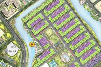 Bán gấp LK NT6, hướng Đông Nam, dự án Vinhomes Ocean Park, giá rẻ nhất thị trường chỉ 8,4 tỷ
