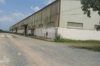 Cho thuê nhà xưởng 5000m2 trong KCN Phước Đông, Gò Dầu, Tây Ninh
